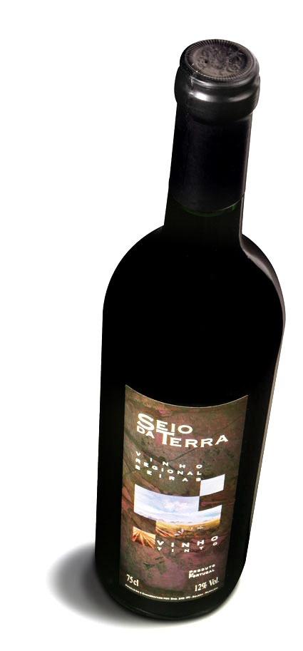Portfólio - Seio da Terra/ Vinho Tinto/ Red Wine by jorge , via Behance
