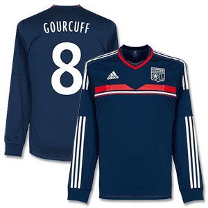 Adidas Olympique Lyon 3rd L/S Gourcuff Shirt 2013 2014 Olympique Lyon 3rd L/S Gourcuff Shirt 2013 2014 (Fan Style Printing) http://www.comparestoreprices.co.uk/football-shirts/adidas-olympique-lyon-3rd-l-s-gourcuff-shirt-2013-2014.asp