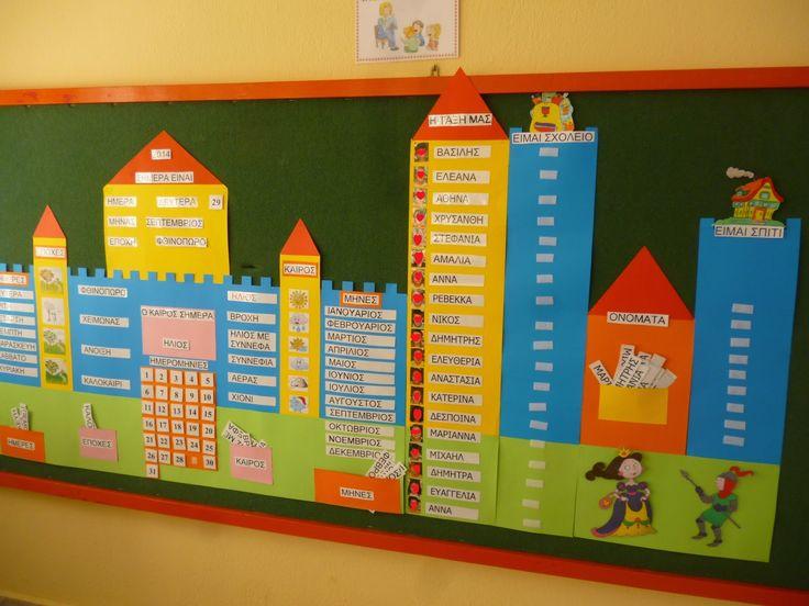Επιτέλους τελείωσε και το δικό μας παρουσιολόγιο.         Κάθε πρωί τα παιδιά μόλις έρχονται στο σχολείο παίρνουν το όνομά τους από το...