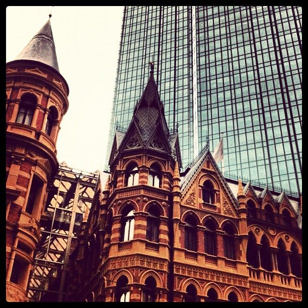 Collins Street, Melbourne - Photo by summergoodwin • Instagram