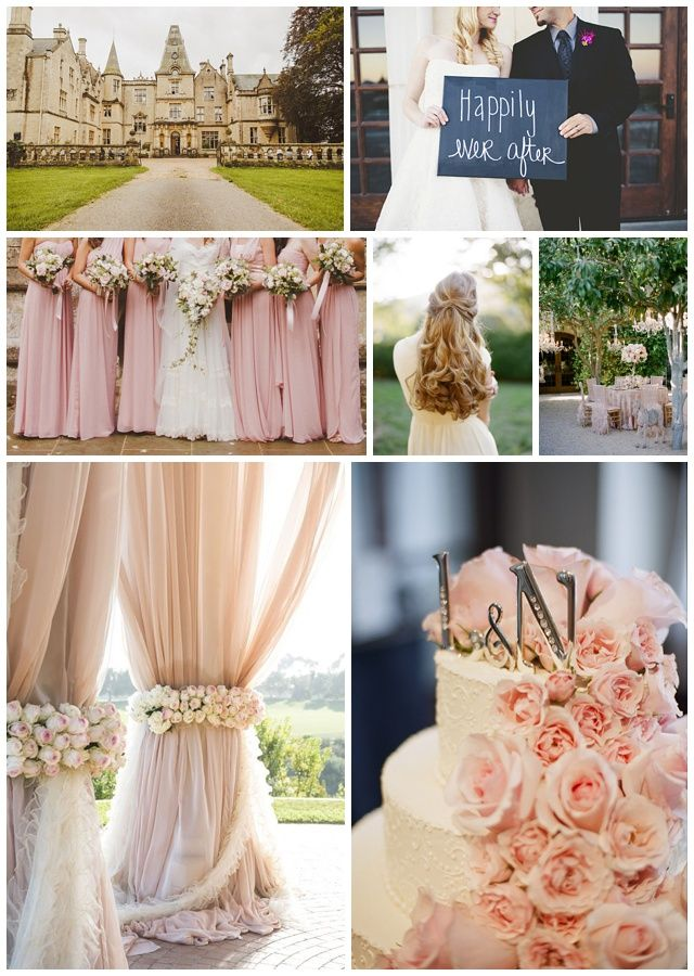 Sleeping Beauty Wedding Inspiration