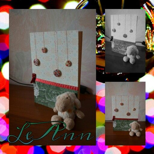 This is my new postcard for my relatives) Happy new year!!!