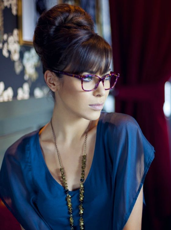 Lovely colours in these spectacle frames by Jai Kudo. glasses for women, spectacles