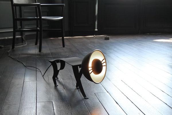 Micha Lamp by Kuntzel+Deygas - 6