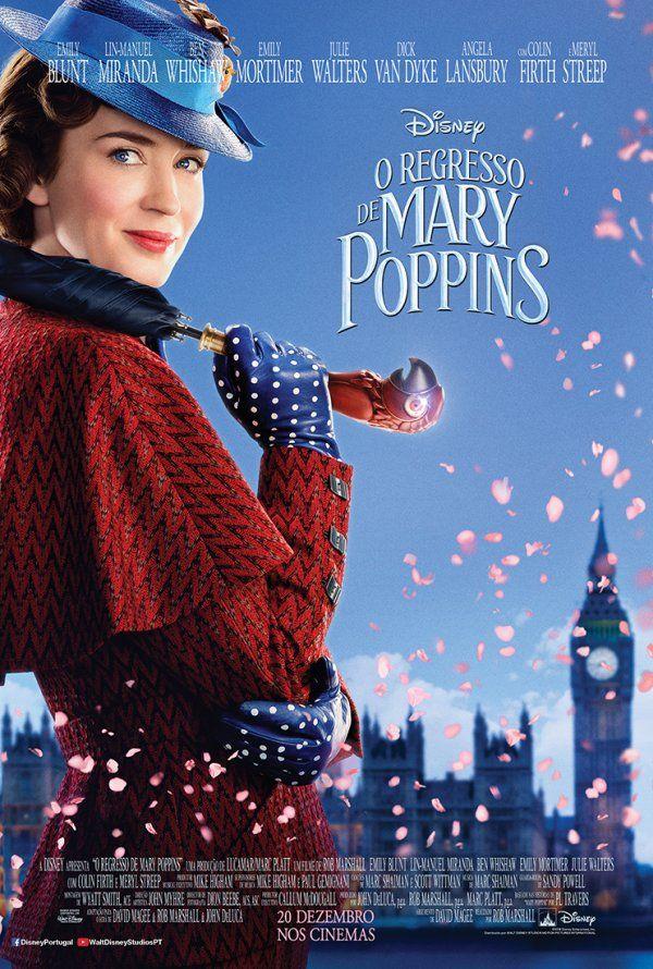 O Regresso De Mary Poppins Filme Completo Ver Dublado Portugues
