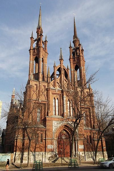 Polish Roman Catholic Church -Samara, Russia