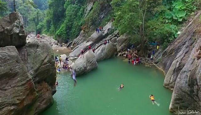 Tempat Wisata Sanghyang Heuleut