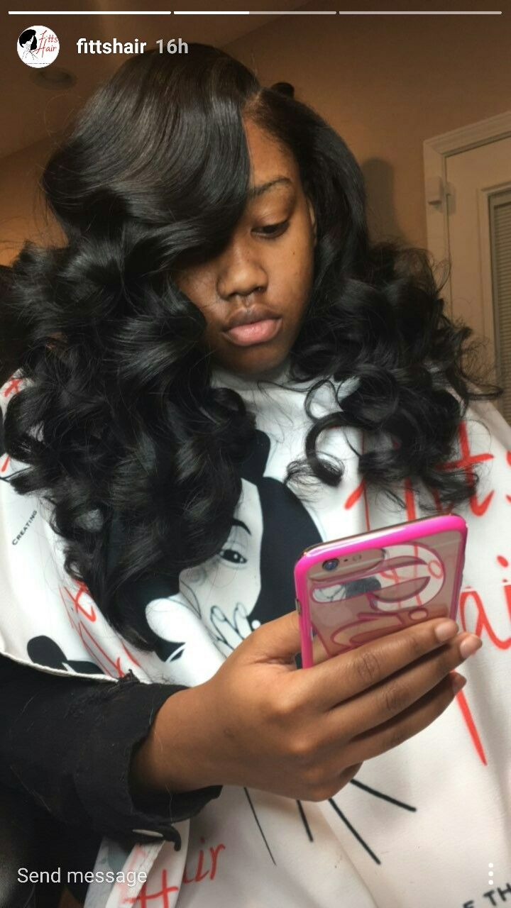 Sew In Hairstyles Long Hair 2311 Best Images About Celebrity Sew In Hairstyles Black Women