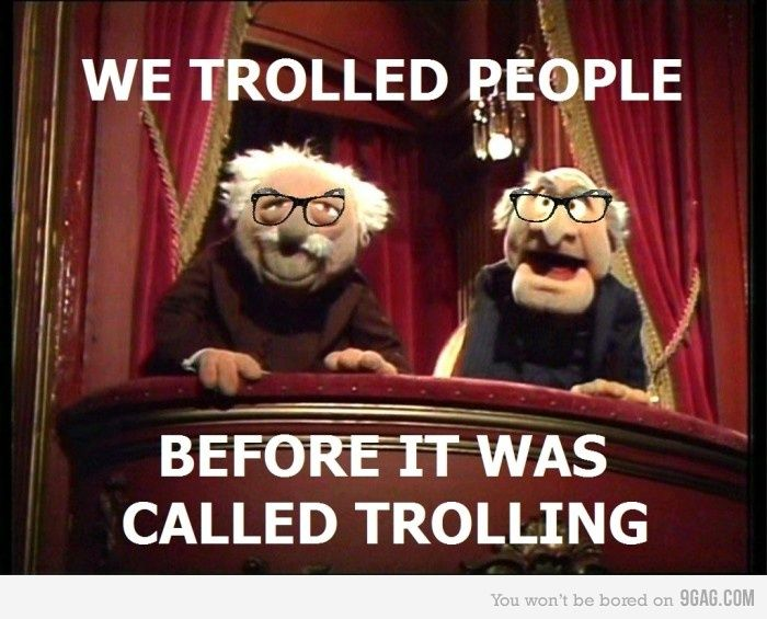 Statler and waldorf muppets pinterest the for Balcony quotes
