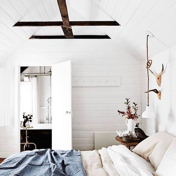 Pinterest Tobieornottobie White Rustic Bedroomrustic