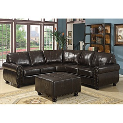 @Overstock - With the classic appeal of masculine-geared den furniture but with comfort anyone would love, our Hammond Modern Sofa is cozy and comforting.http://www.overstock.com/Home-Garden/Hammond-4-piece-Brown-Leather-Modern-Sectional-Sofa/6420410/product.html?CID=214117 $1,663.03: Hammond Brown, Leather Sectional, Brown Leather, Leather Modern, Living Room, Studio Hammond, Modern Sectional, Sectional Sofas