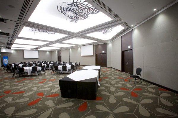 InterContinental Wellington Custom Designed Axminster Carpet by Irvine Flooring