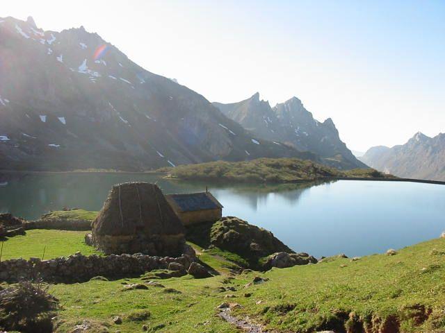 Lago de Somiedo, Asturias, Spain