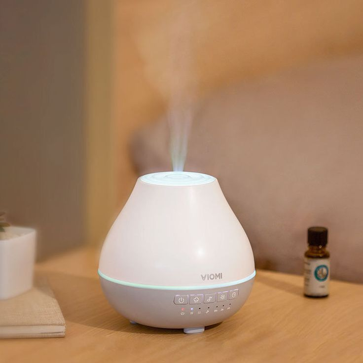 Xiaomi Original 200ml Smart Music Ultrasonic Humidifier Aromatherapy Essential Oli Aroma Diffuser