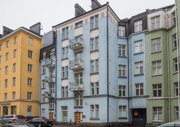 Asunnot - Bo LKV > Hietaniemenkatu 8, Helsinki