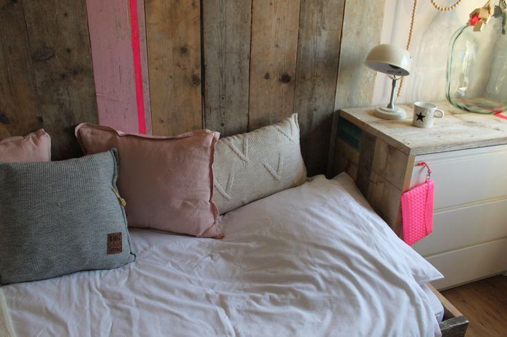 Roze | Pink ★ Ontwerp | Design Yvet van Riek