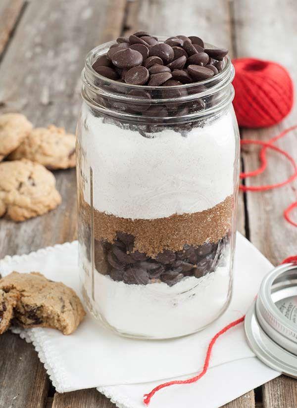 Chocolate Chip Cookie In A Jar Recipe