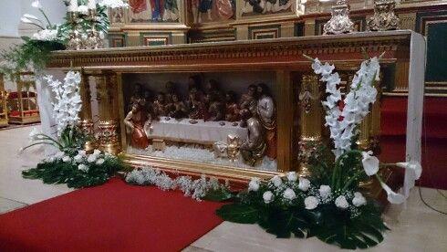 Centro en altar