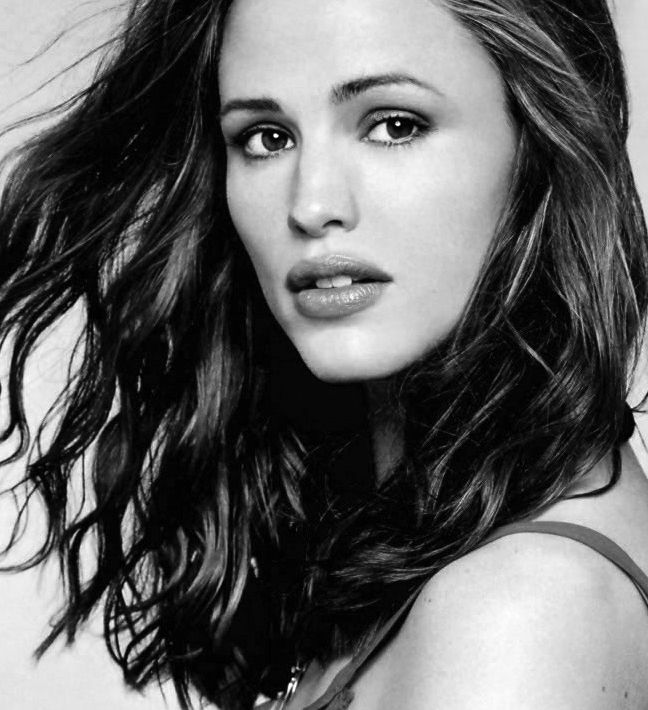"Jennifer Garner | ""Beauty comes from a life well lived."""