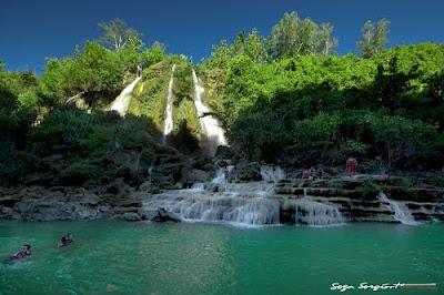 Sri Gethuk WaterFall Gunung Kidul #indonesia - cari jodoh disini