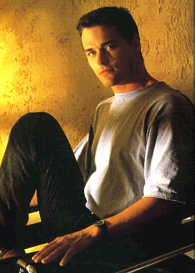 """Character inspiration: Ben Conner (actor Paul Gross from """"Due South"""")."""