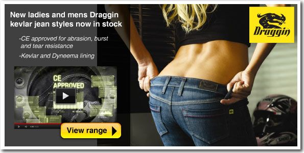 Draggin Jeans - Revolution in Rider Safety | Motorcycle Warehouse http://www.motorcyclewarehouse.net.au/draggin-jeans.html