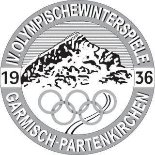 Garmisch-Partenkirchen - 1936 Winter Olympics logo