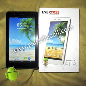 "EVERCOSS AT1A TABLET 7"" QUAD CORE 1,3MHz, RAM 1GB"