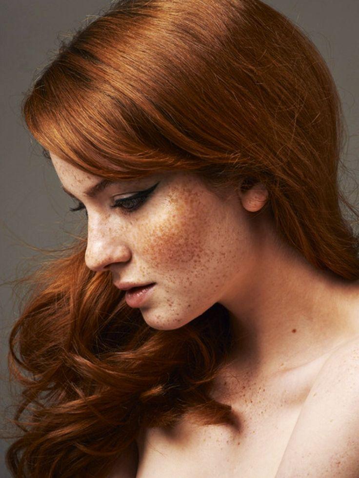 #red #hair #curls