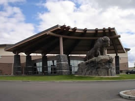 Dakota Dunes Casino, Whitcap First Nation, Saskatchewan