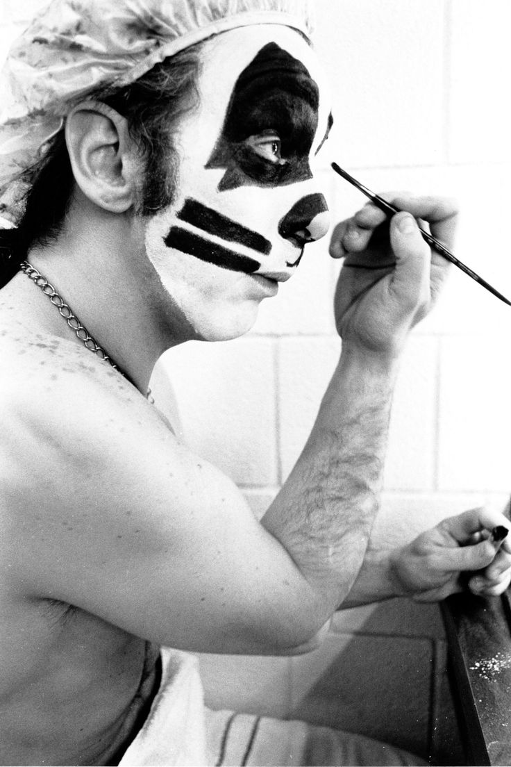 In the early 1970s, two members of New York rock band Wicked Lester, Paul Stanley and Gene Simmons, struck out to start a new group. They recruited drummer Peter Criss and guitarist Ace Frehley, and by early 1973 had settled on a name — KISS.