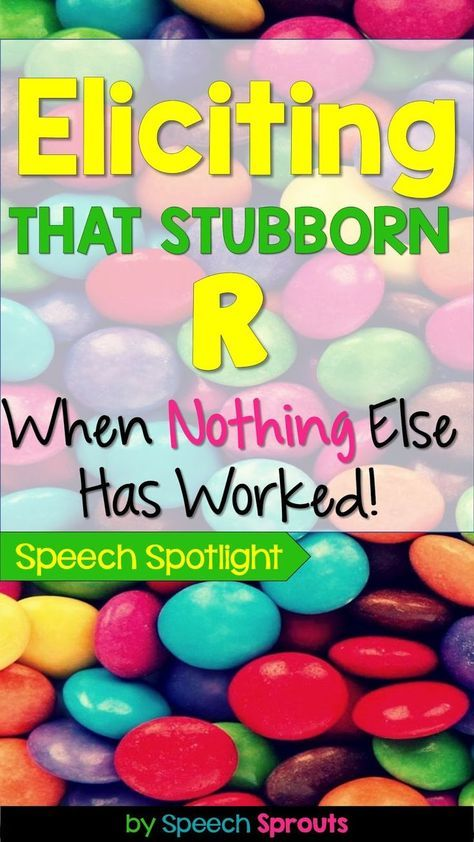Tons of articulation tricks to try in speech therapy for that stubborn 'R'