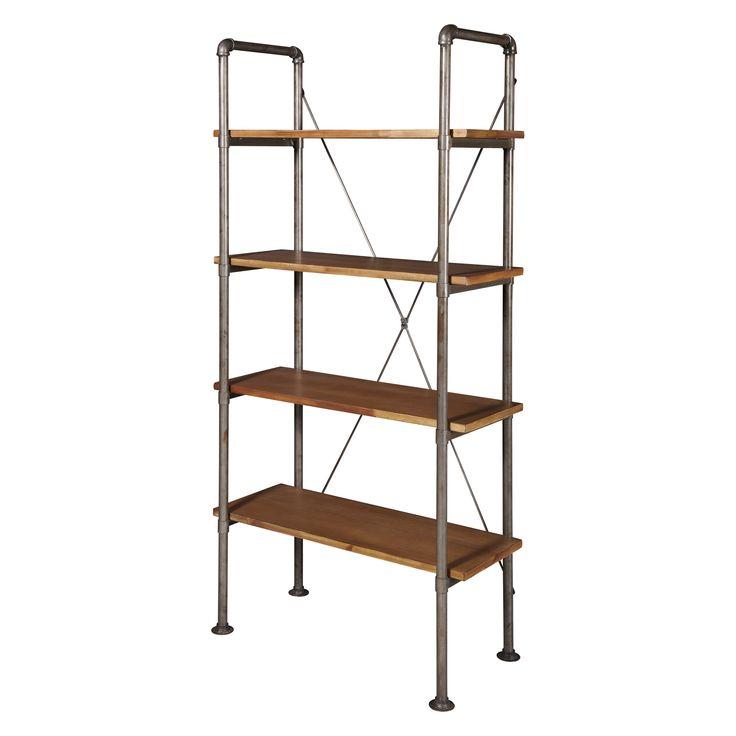 Avalon Furniture Scaffolding Pipe Shelving - D02015 ACC184