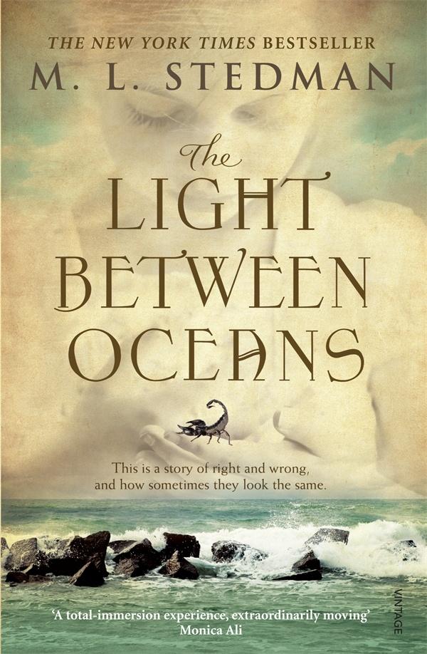 No 3. The Light Between Oceans by M.L.Stedman   Order on JBO: https://www.bennett.com.au/secure/JBO5/QuickSearch.aspx?Search=9781742755700=ISBN