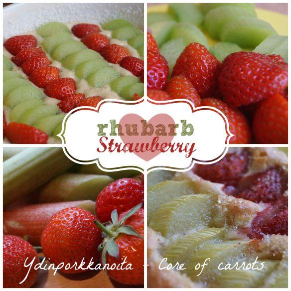 rhubarb-strawberry