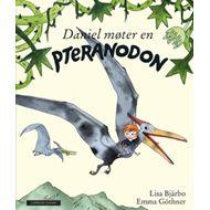 Daniel møter en pteranodon (BOK)