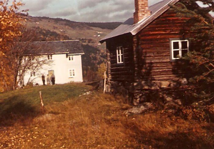 Heimdal, 50-talshus med skifertak