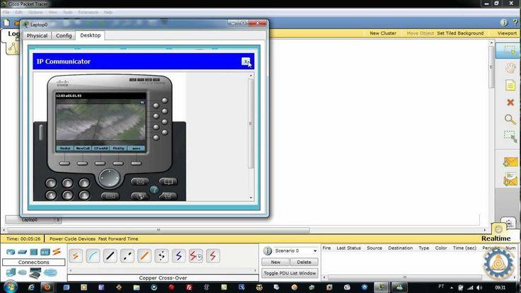 Packet Tracer CISCO CCNA - Aula 1 - Rede CROSSOVER e TOPOLOGIA  ESTRELA ...
