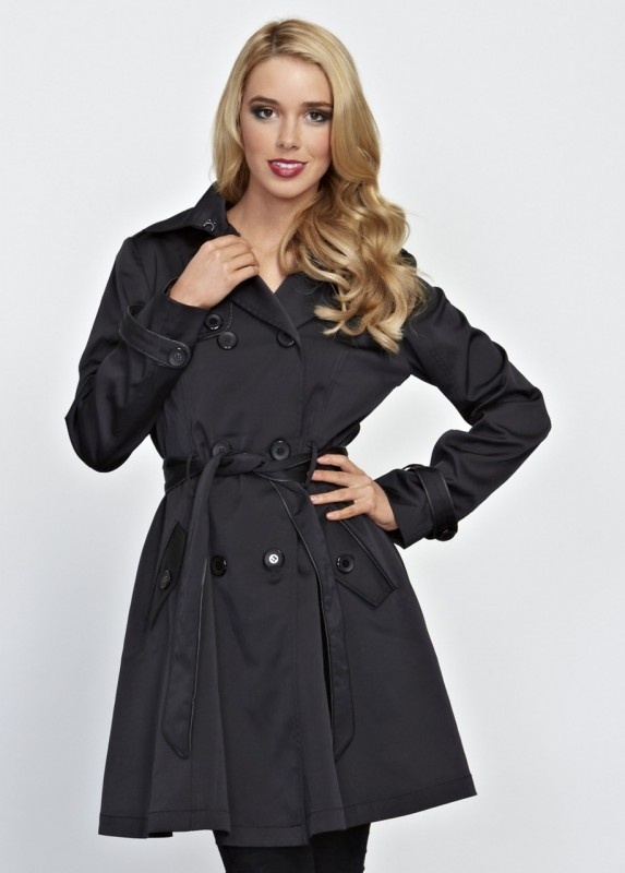 Monument Trench Coat by COOPER ST - AlibiOnline