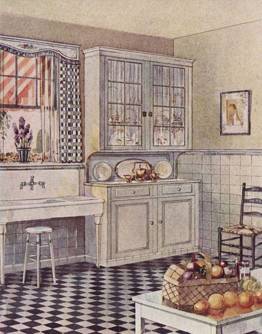 74 Best Original Bungalow Kitchens Images On Pinterest