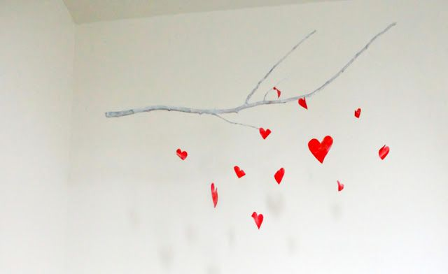 Boughs of Love Baby Mobile - delia creates