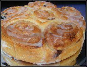 Chic, chic, chocolat...: Cinnamon rolls