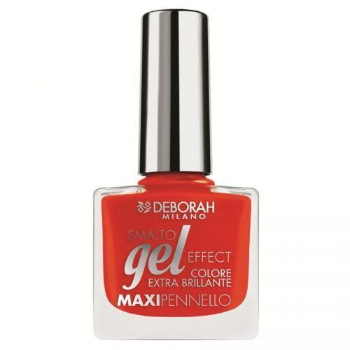 #Smalto gel effect 09 red pusher  ad Euro 5.90 in #Deborah #Make up unghie smalto