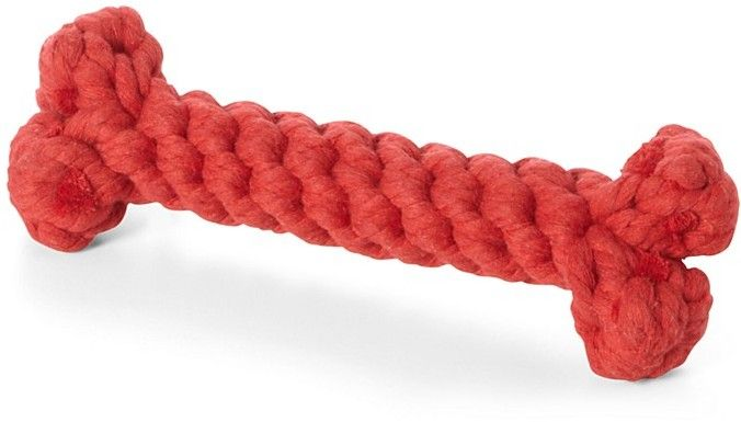 Harry Barker Cotton Rope Bone, Large