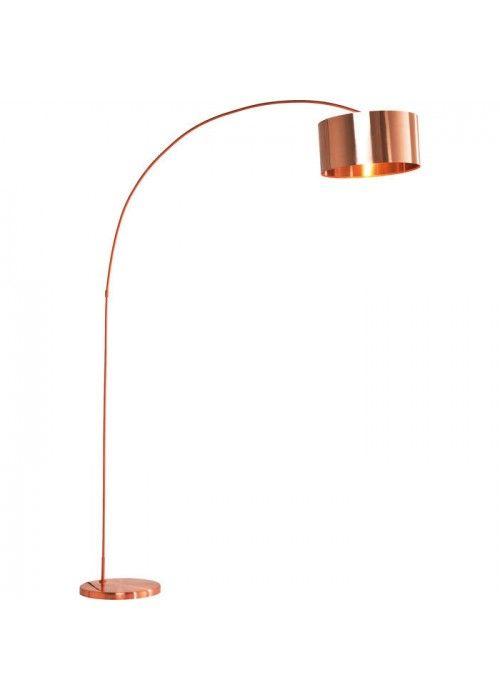 Торшер Gooseneck Copper