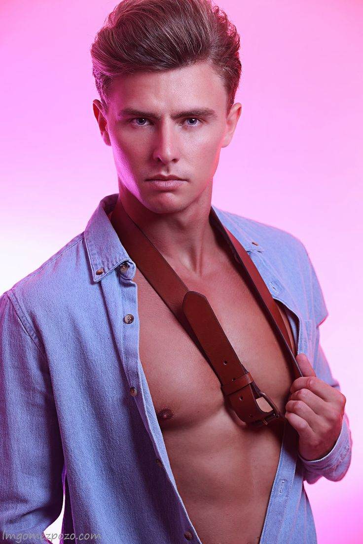 Introducing Sebas Bomford by LM Gomez Pozo - Fashionably Male