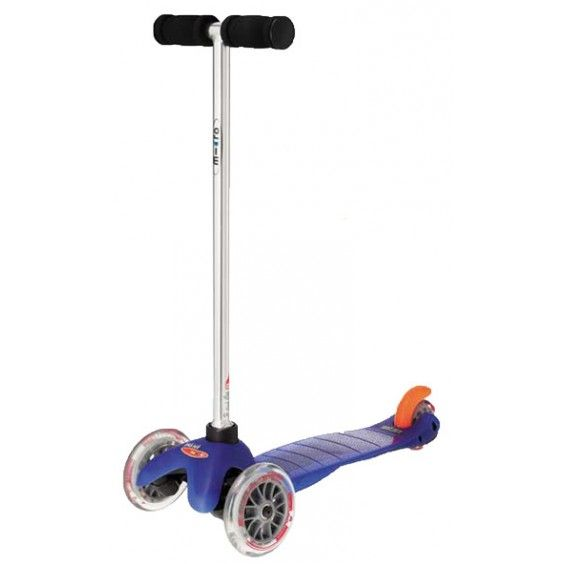 Mini micro scooters are a perfect first scooter for children. They are especially designed for younger children with low ground clearance in case of a fall and two wheels at the front for stability #scooter #microscooters #Christmas2014