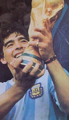 Diego Armando Maradona - Wikipedia, WORLD CUP - MEXICO 1986