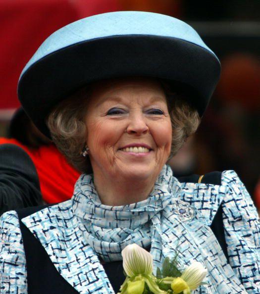 Queen Beatrix, April 30, 2002