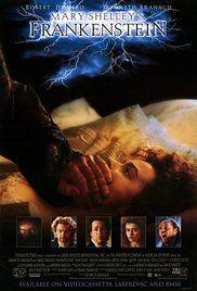 Frankenstein de Mary Shelley Poster